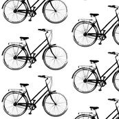 "Bike Silhouette (10.5"")"