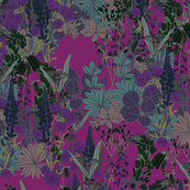 Floral Fiesta Collection: Folk Garden #2