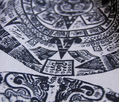 "Mayan Calendar - Small (2.5"")"