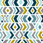 Baby Chevron Tribal
