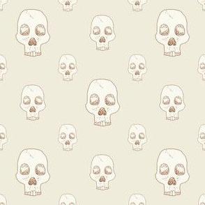Classic Skull Fill