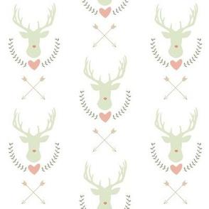 Reindeer Print