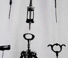 Antique Wine Corkscrews - Vertical