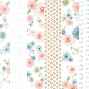 Woodland Flower Quilt