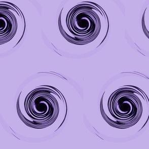 Lilac Spirals