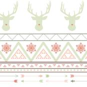 Aztec Reindeer