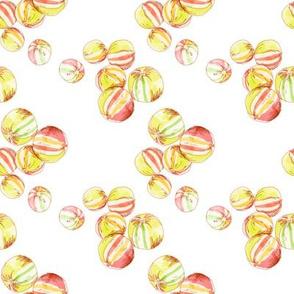 Bonbons - Yellow