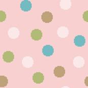 Spotcandy pastel pink