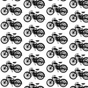 """Vintage Motorcycle (2"""")"""