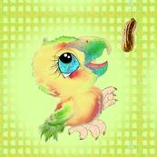 Parrotp_Patty_peanut_lover