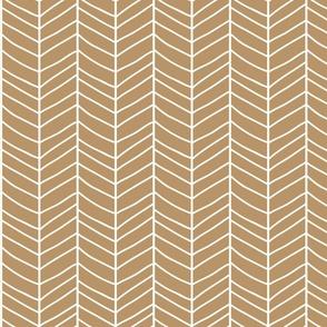 Chevron brown