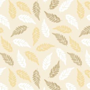 Fern Frond Pattern