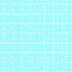 Periodic in Seafoam