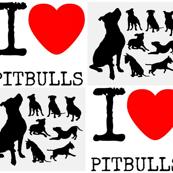I love Pit Bulls
