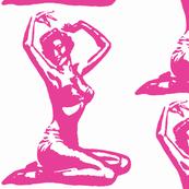 Pink Pinup - large