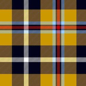 Cornish national tartan