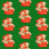 Christmas Present Poodles