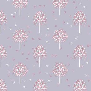 arbre Aurélie lilas