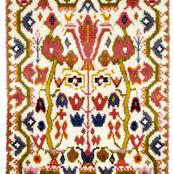 'Porin tienoot' wall rug