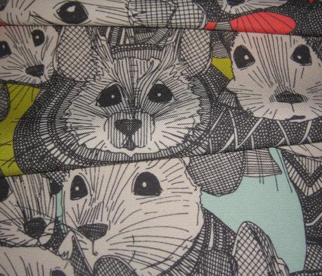 sweater mice mint
