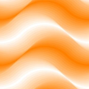 billows : orange