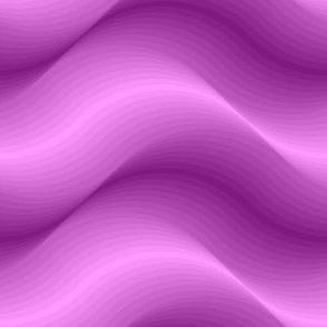 billows : magenta purple