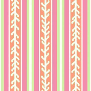 Colorful Stripes with Kelp Stripe