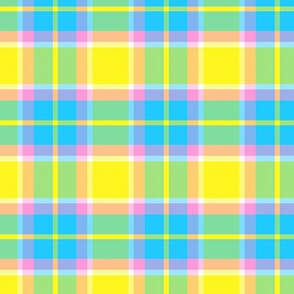 Spring Pastels Colorway - Plaid #1