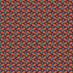 Many Minnows Orange