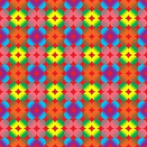 Dean's Colorful Dots Bouquet