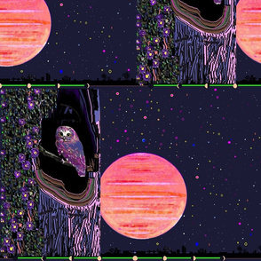 Harvest_Moon_for_Spoonflower