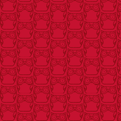 Owls - Red