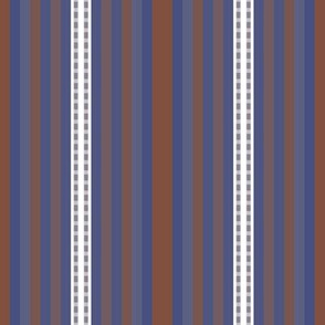 What If? North to South Stripes