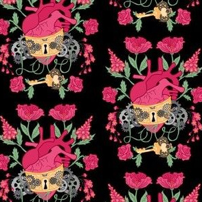 Anatomical Steampunk Love Small