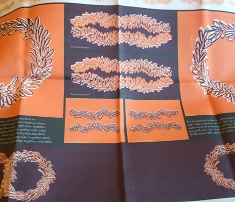Purple & Orange Gift Bag