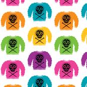 sugar skull knitters