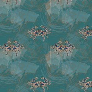 Sea Crabs