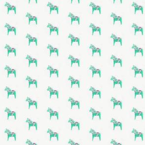Dala Horse Mint