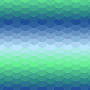 scales of summer seas