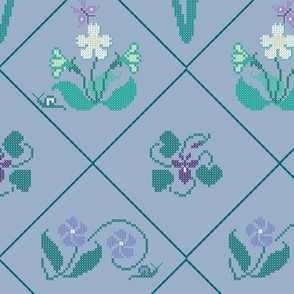 CROSS-STITCH-GRID-FLOWERS-2015-11nov-tweaks-brighter-CROP3-NEWcolors-CALblgrey-Adobe1998