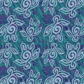 NEW-Spirit-of-the-Sea3x4inch-CALbluegrey-mauves-forest-batik
