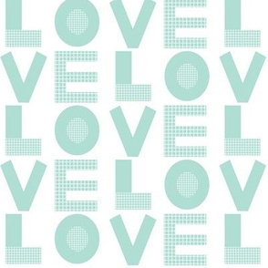 love text typography pattern design organic fabric leggings love valentines