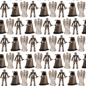 Dr. Who BW