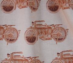 Antique Motorcycle III