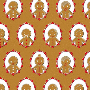 Gingerbread gallery