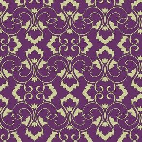 Damask-Patterns