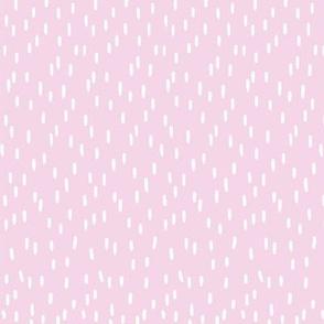 Wibbly Wobbly bits pale pink
