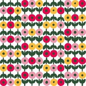 Mod Posies Floral