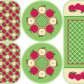 Red Apples Trivets