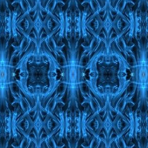 smoky blue tubes